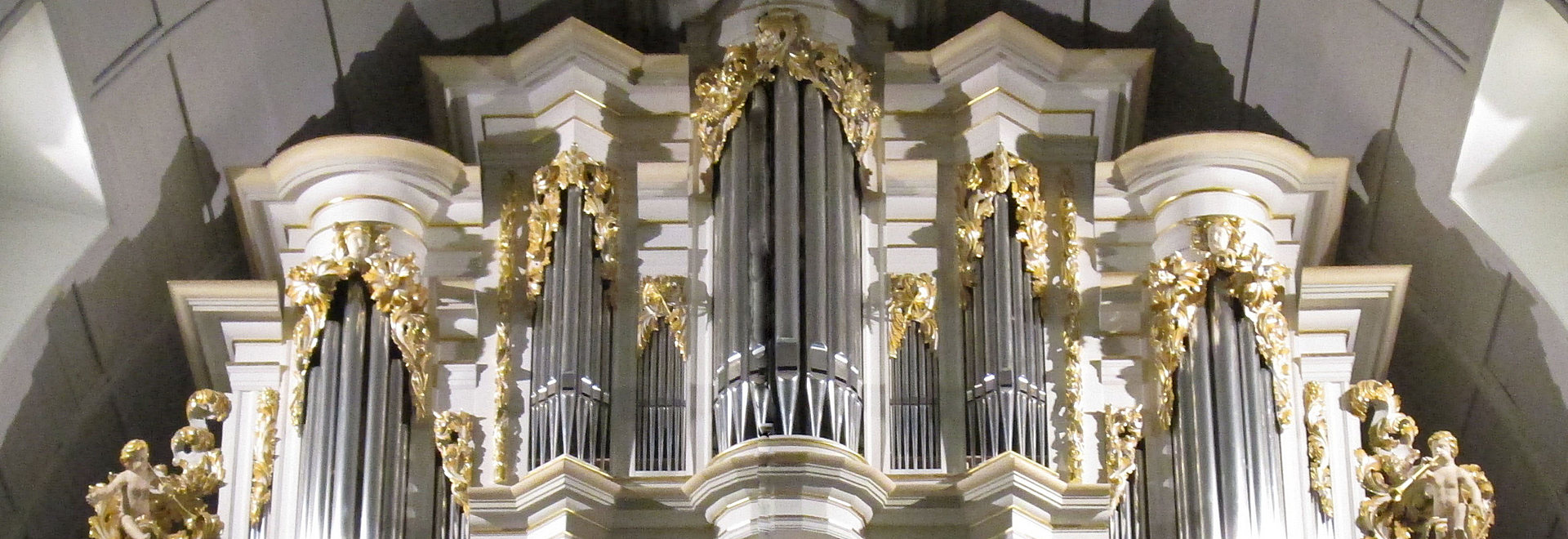 Organ in Arnstadt