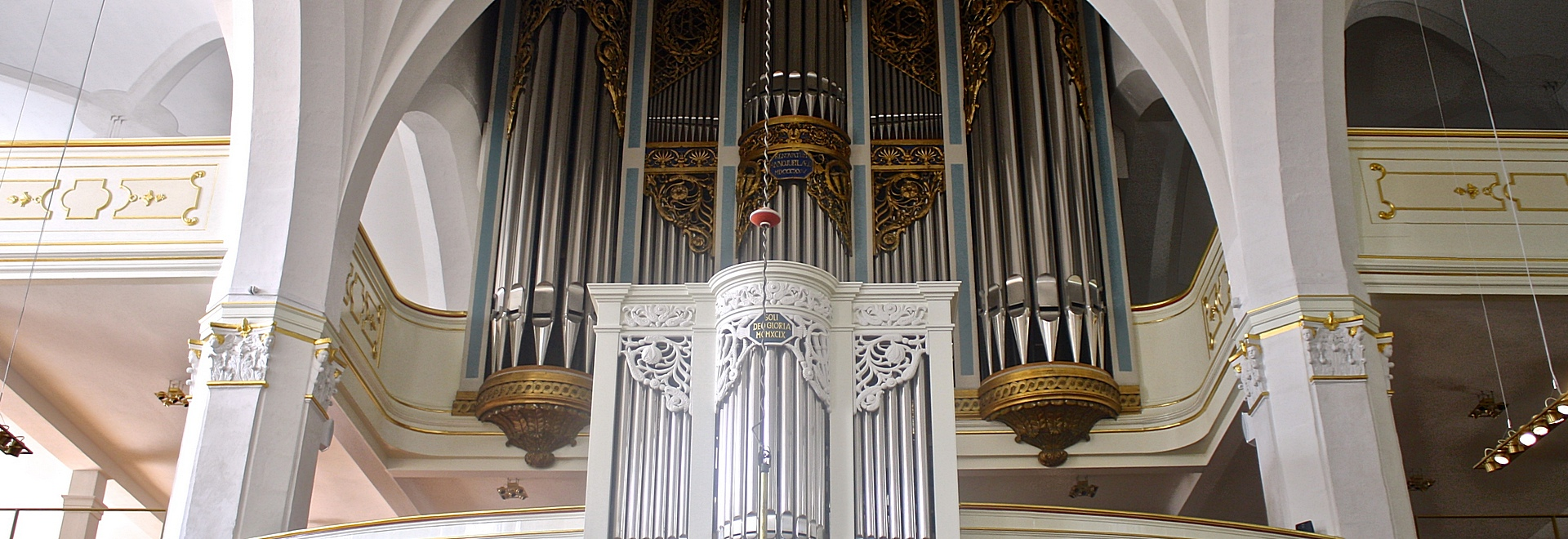 Organ in Weimar
